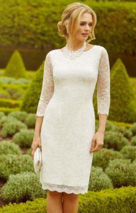 d3e1291d7ac6 Katherine svadobné šaty dlhý rukáv krátke čipkované - Katherine svadobné  šaty dlhý rukáv ...