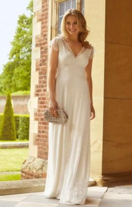 2ab33bf134fb Isobel svadobné šaty retro štýl