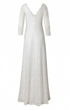 ... Alie Street - Anya čipkované svadobné šaty dlhé aca40d73aee