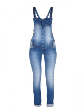 Dungaree stone wash