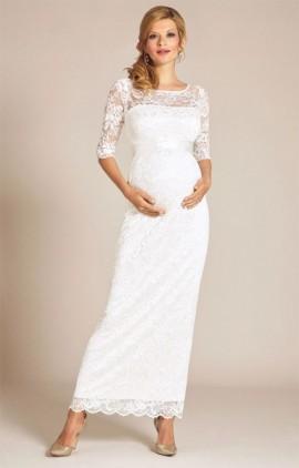 Amelie svadobné šaty pre tehotné dlhé 531433c8a59