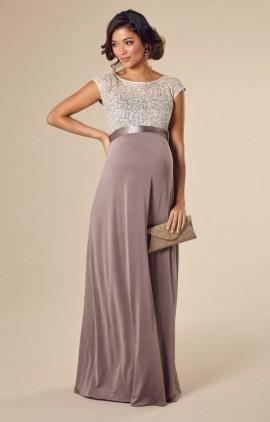 Spoločenské šaty pre tehotné  8184cd788fa