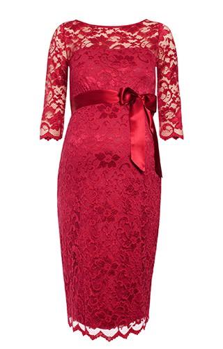 Tiffany Rose Spoločenské tehotenské šaty, veľkosť S/M