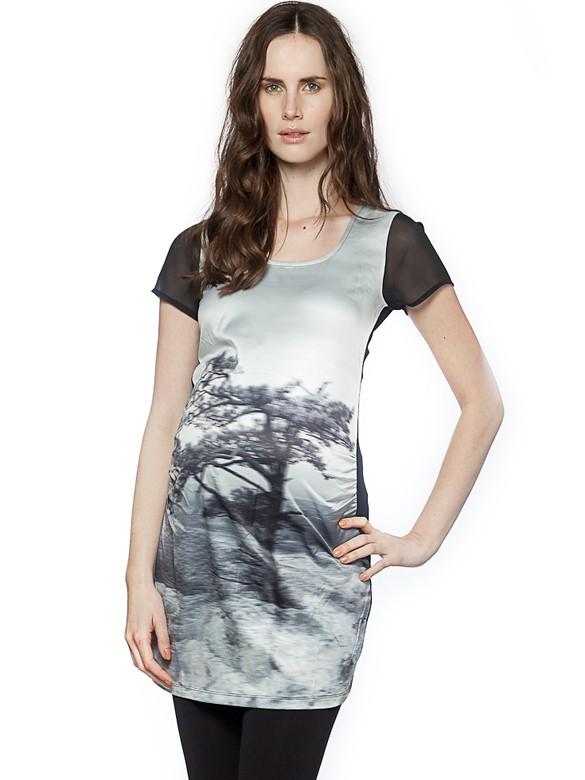 Love2wait Dress Voiles tehotenské šaty, veľkosť XL/42