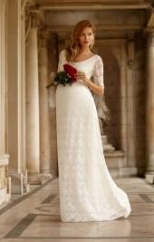 6f45939670d6 ... Verona svadobné šaty pre tehotné nevesty ...