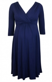 e6de3f1508 Elegantné šaty pre tehotné tmavomodré sofistikované jednoduché - Elegantné  šaty pre tehotné tmavomodré Elegantné šaty pre tehotné tmavomodré ...