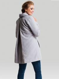 ... Makalulu grey - Happymum - Kabát pre tehotné na zimu sivý Kabát pre  tehotné na zimu sivý ... 5e05c06fa22