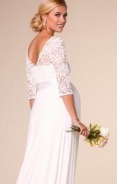 9227f9b7998f ... Lucia svadobné šaty pre tehotné nevesty ...
