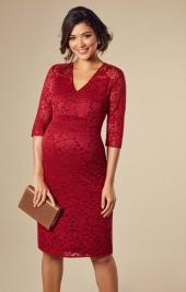 64259f40b099 Suzie krátke spoločenské šaty červené