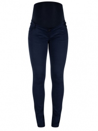 Pants superskinny navy