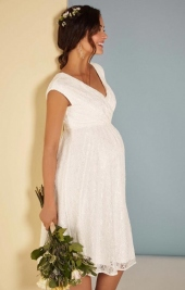 abf3a92ace37 Svadobné šaty pre tehotné